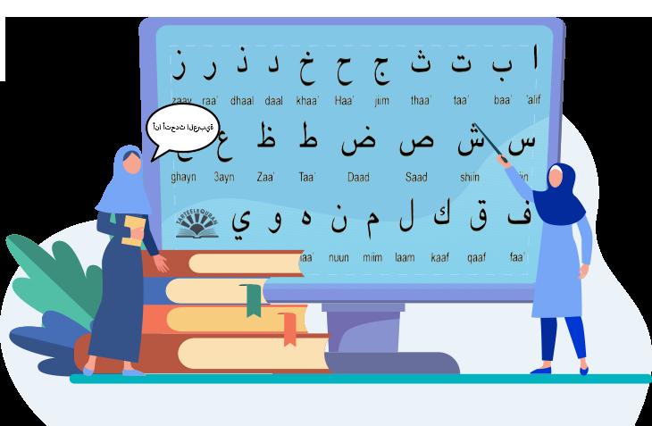 Learn Arabic Online, to Speak, Listen, Read and Write Arabic Online