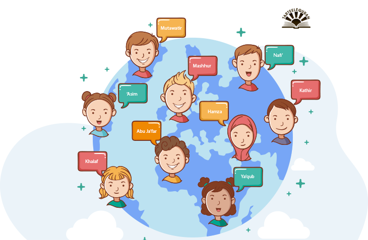 Learn 10 Qirat Online quickly from best teachers | TarteeleQuran
