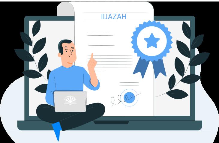 Best #1 Online Ijazah Course with Ijazah Certificate | TarteeleQuran
