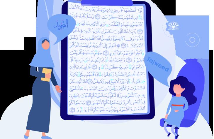 Quran Reading with Tajweed Online 100% Accurate Recite | TarteeleQuran